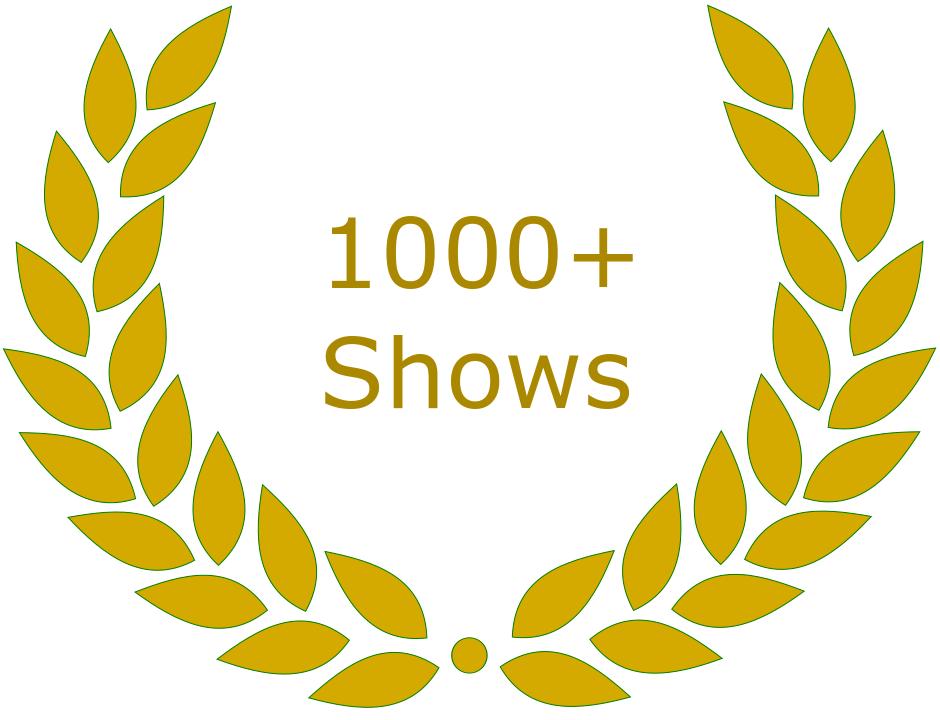 Zauberkunst Kai Hildenbrand 1000 Shows