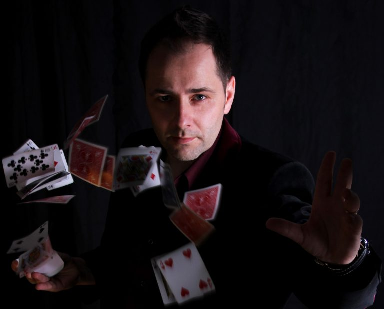 Kartenzauberer Kai Hildenbrand