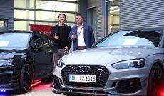 Audi Zauberkunst Kai Hildenbrand